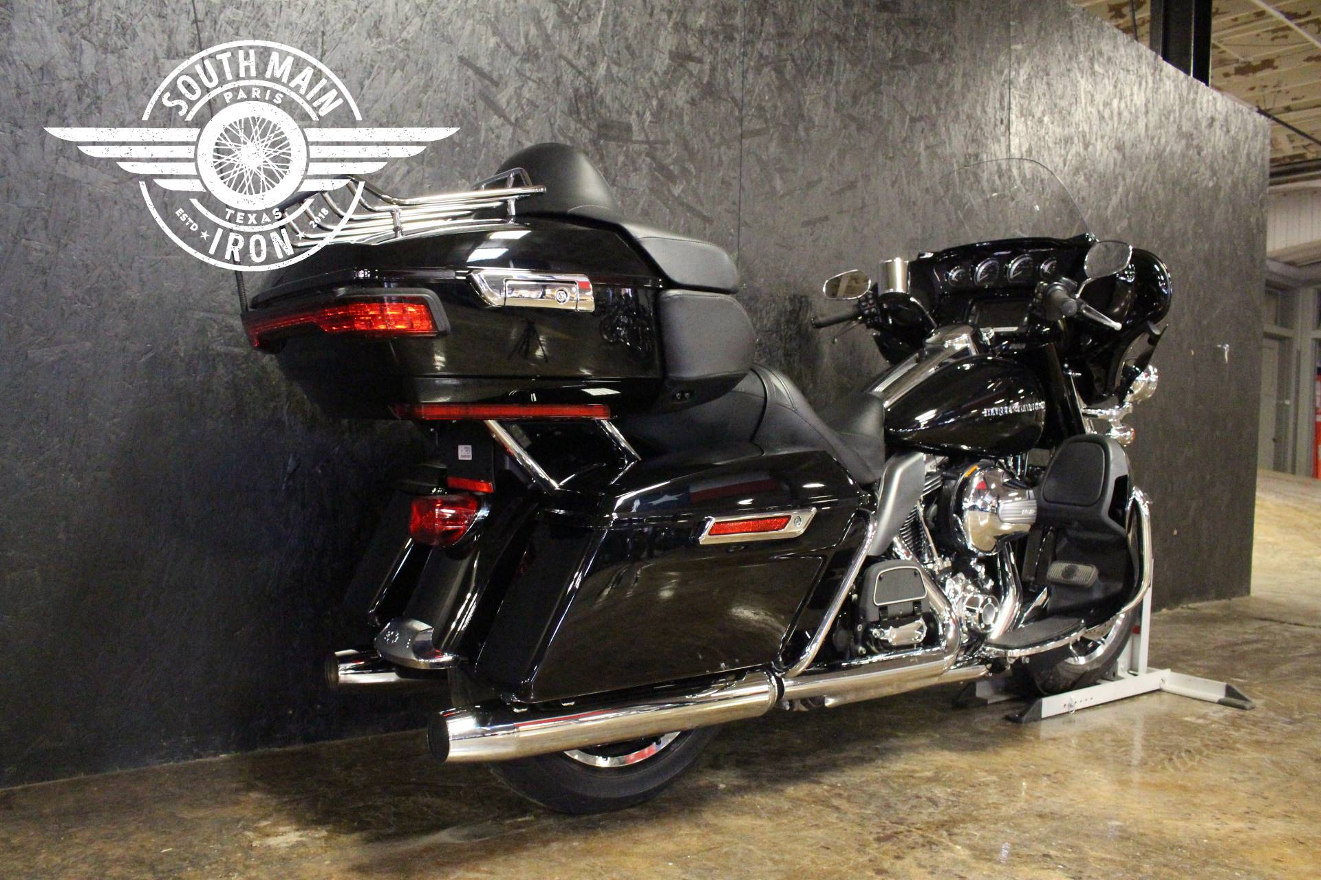 2015 Harley-Davidson ELECTRA GLIDE ULTRA LIMITED in Paris, Texas