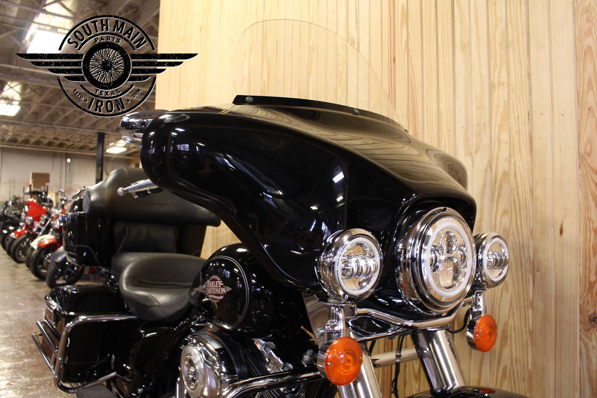 2013 Harley-Davidson Electra Glide® Classic in Paris, Texas - Photo 4