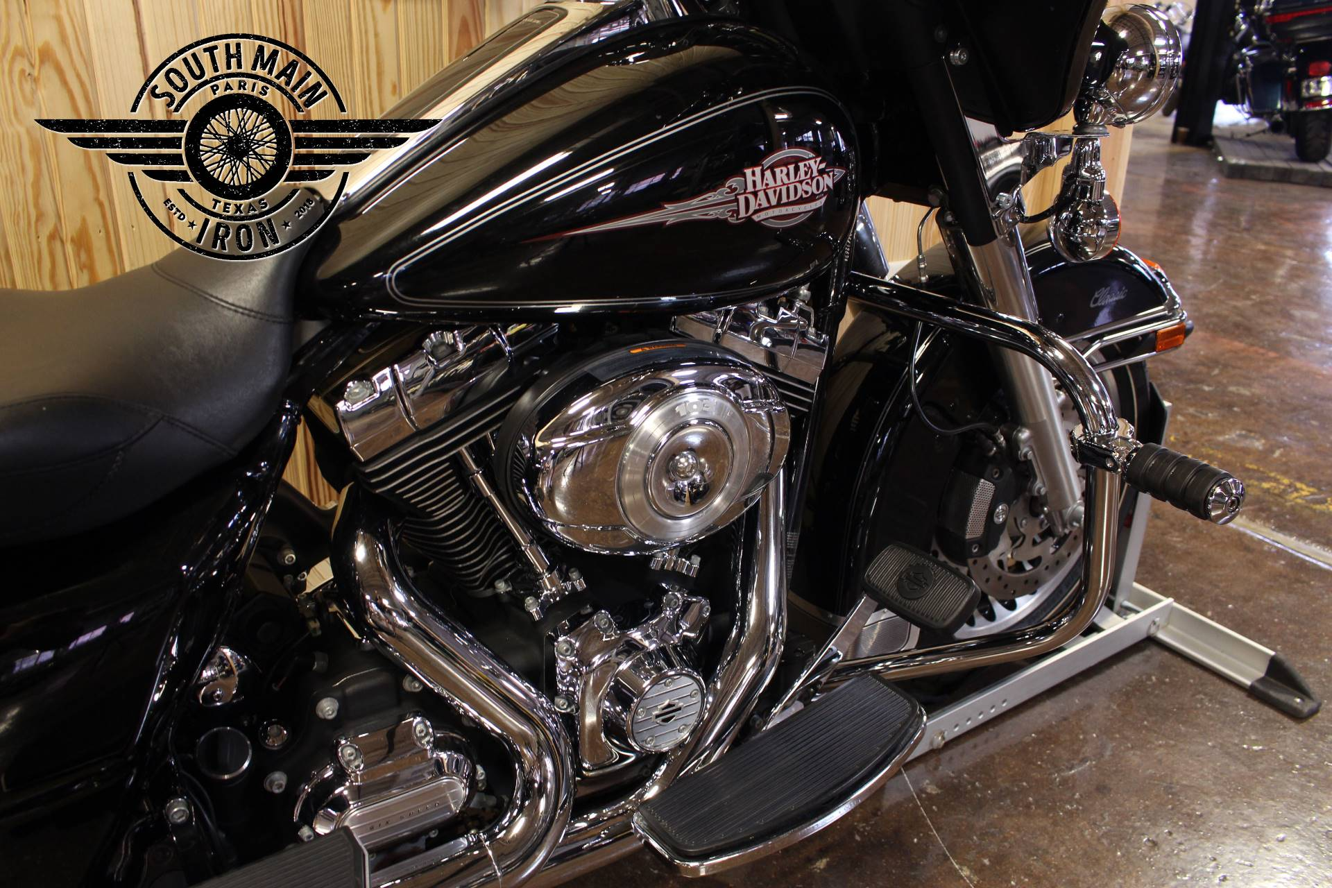 2013 Harley-Davidson Electra Glide® Classic in Paris, Texas - Photo 5
