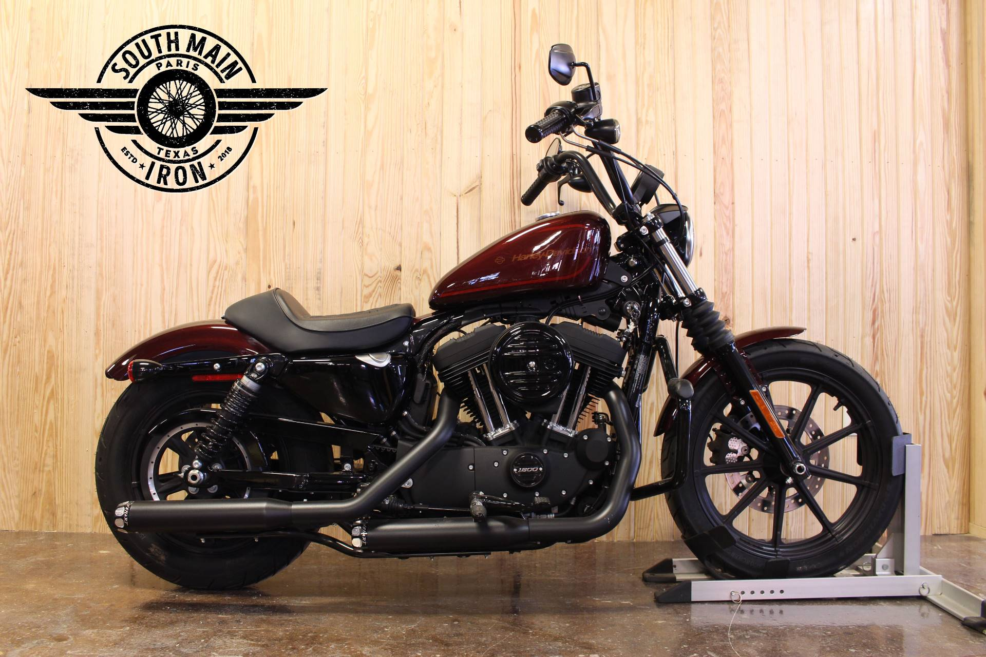 2019 Harley-Davidson Iron 1200™ in Paris, Texas - Photo 1