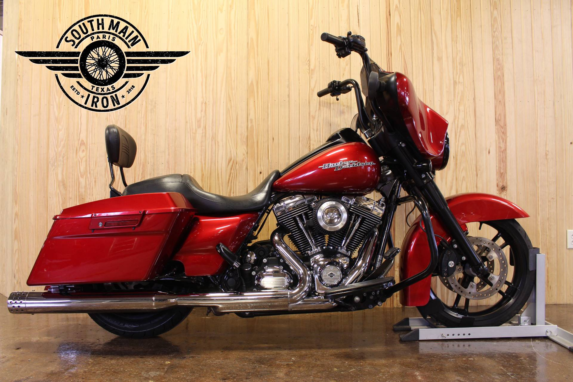 2012 Harley-Davidson Street Glide® in Paris, Texas - Photo 1