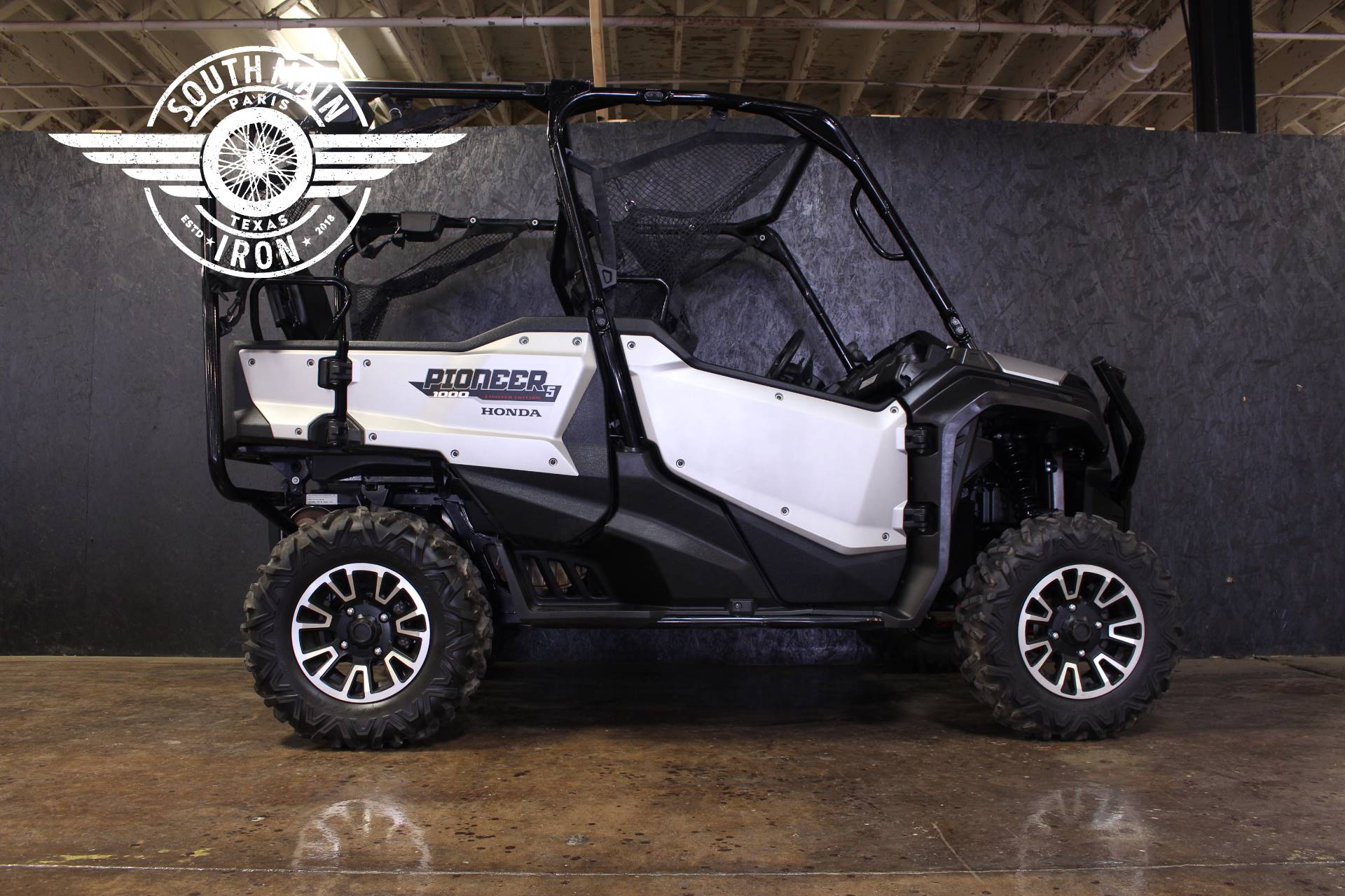 2019 Honda Pioneer 1000-5 LE in Paris, Texas - Photo 1