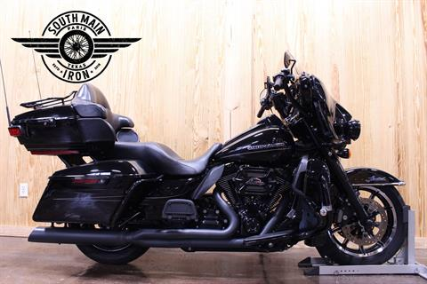 2015 Harley-Davidson Ultra Limited in Paris, Texas - Photo 1