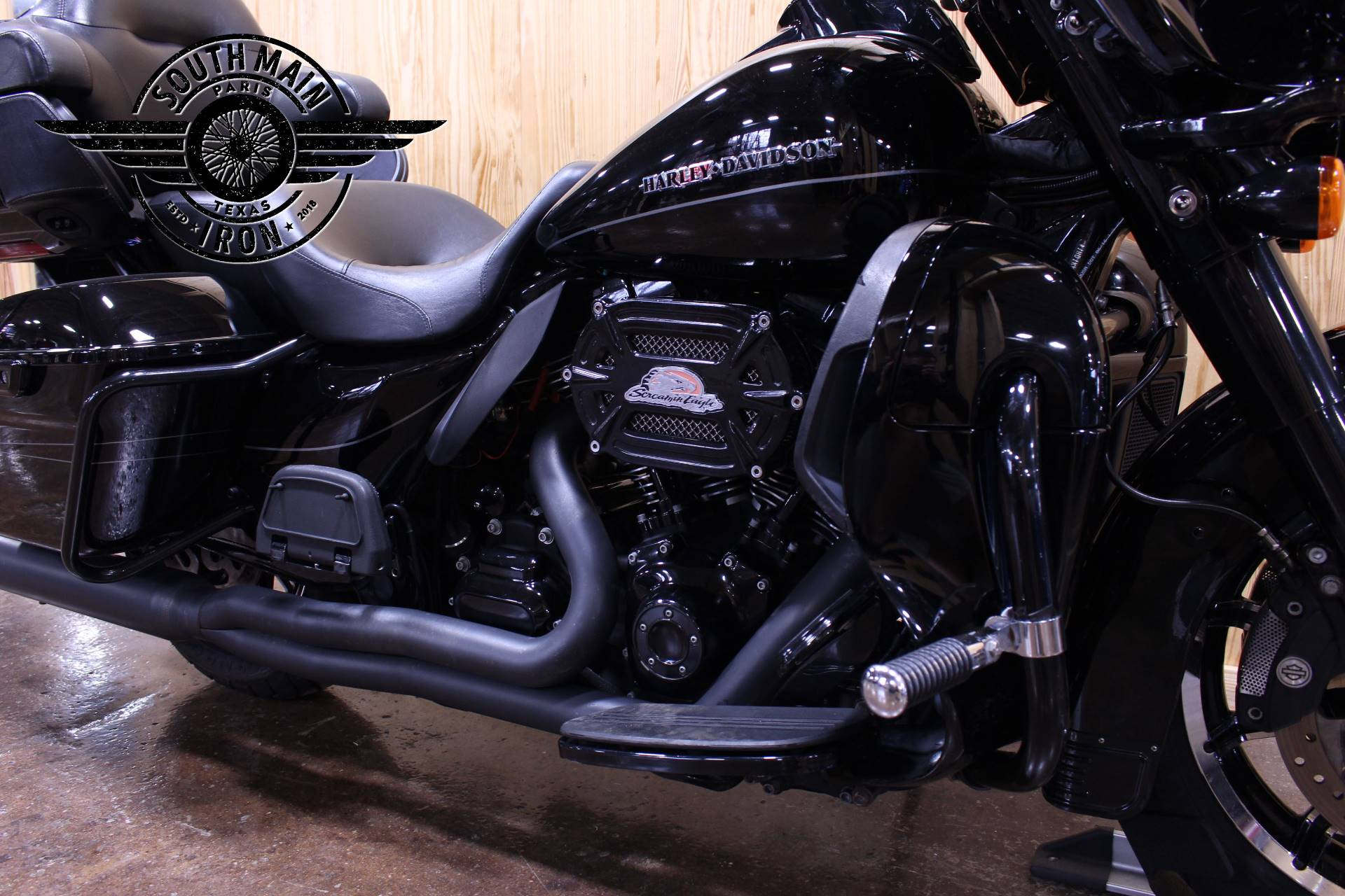2015 Harley-Davidson Ultra Limited in Paris, Texas - Photo 3