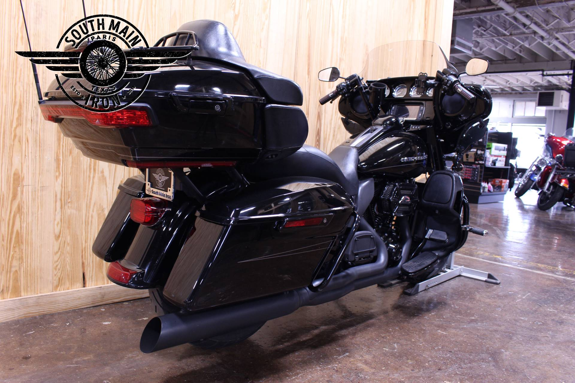 2015 Harley-Davidson Ultra Limited in Paris, Texas - Photo 6