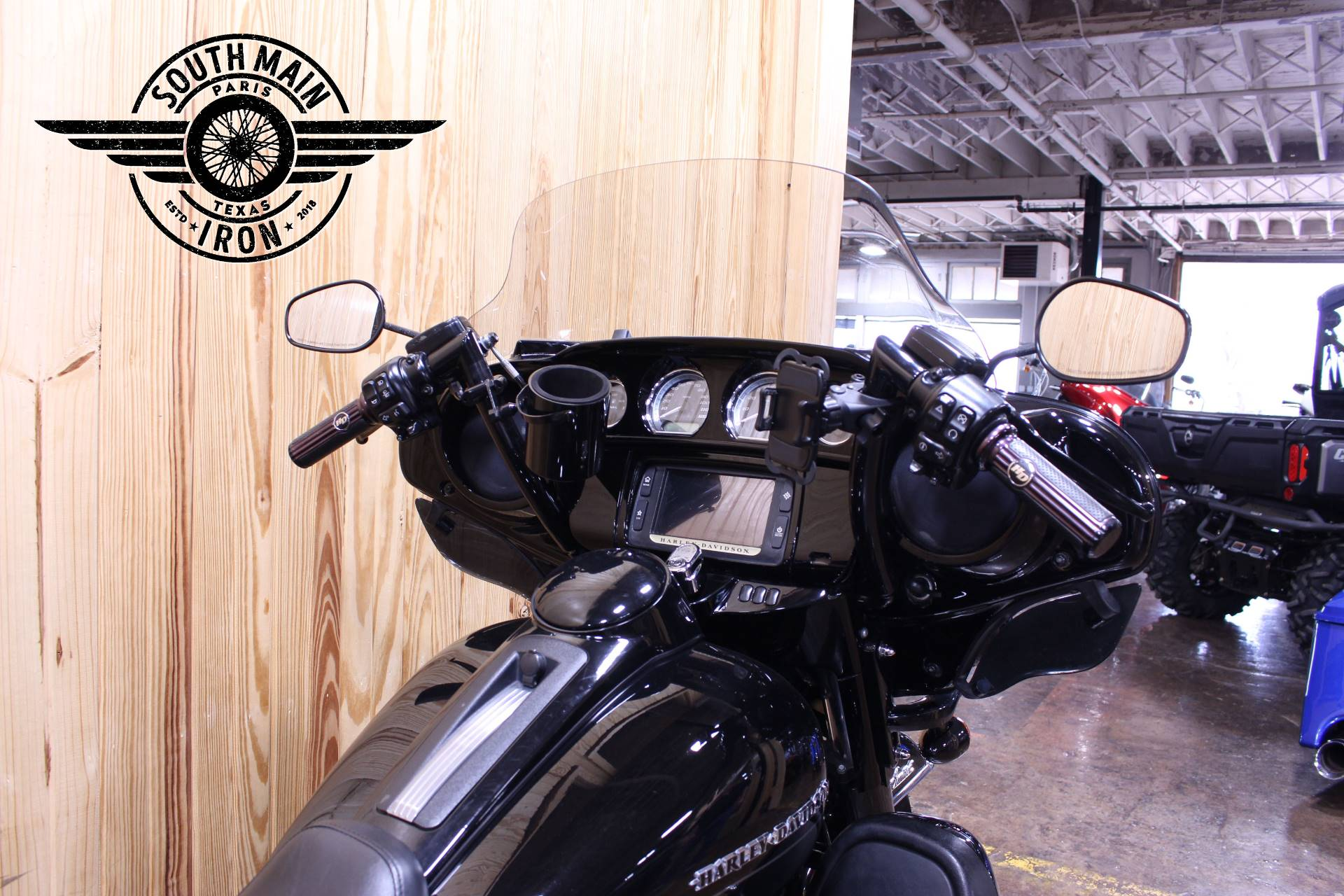 2015 Harley-Davidson Ultra Limited in Paris, Texas - Photo 8