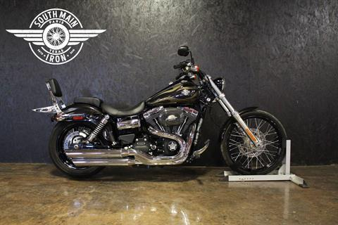 2016 Harley-Davidson WIDE GLIDE in Paris, Texas