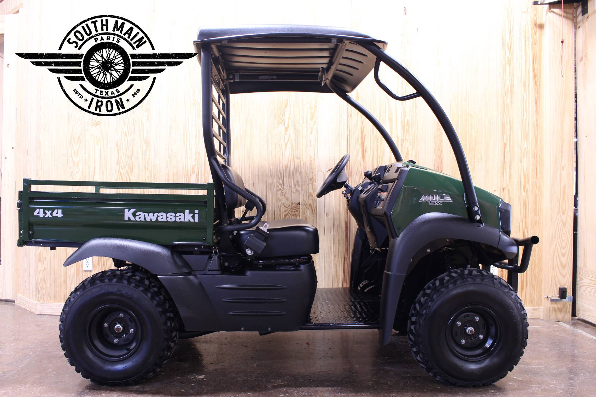 2018 Kawasaki Mule SX 4X4 in Paris, Texas - Photo 1