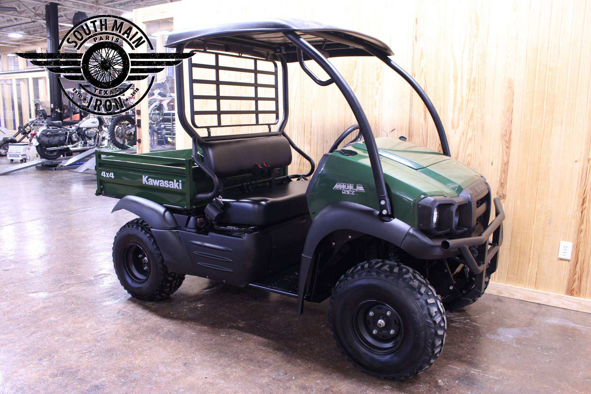 2018 Kawasaki Mule SX 4X4 in Paris, Texas - Photo 2