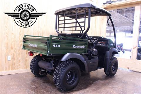 2018 Kawasaki Mule SX 4X4 in Paris, Texas - Photo 7