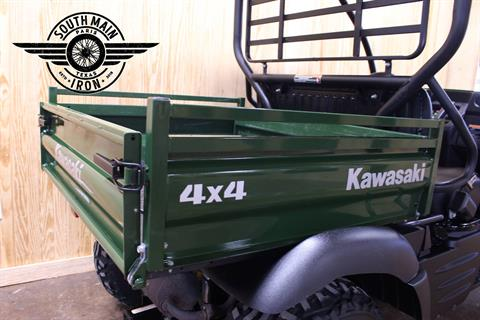 2018 Kawasaki Mule SX 4X4 in Paris, Texas - Photo 8