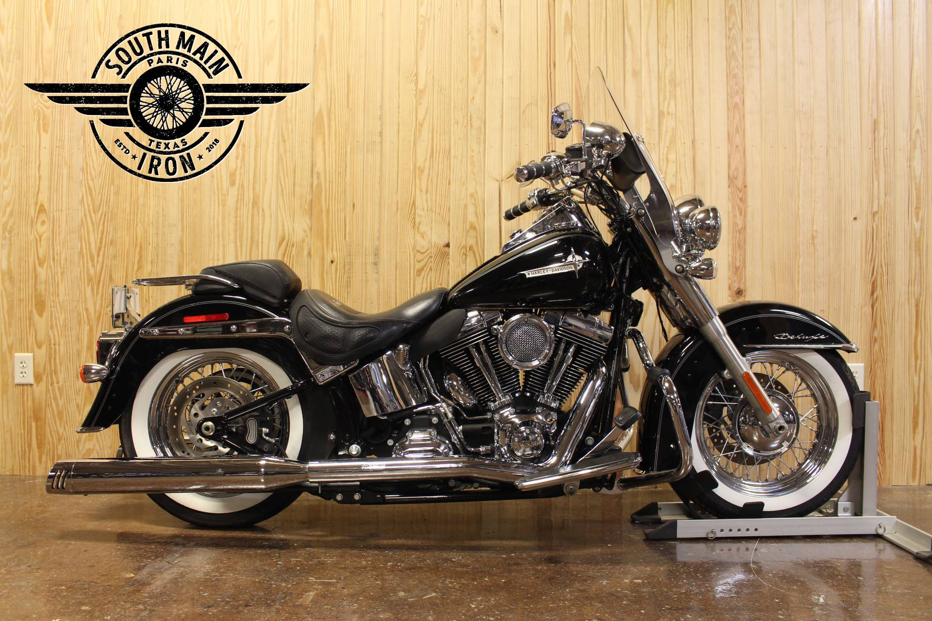2012 Harley-Davidson Softail® Deluxe in Paris, Texas - Photo 1