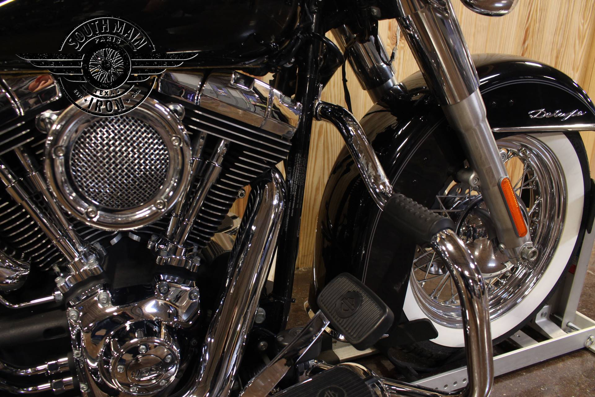2012 Harley-Davidson Softail® Deluxe in Paris, Texas - Photo 9