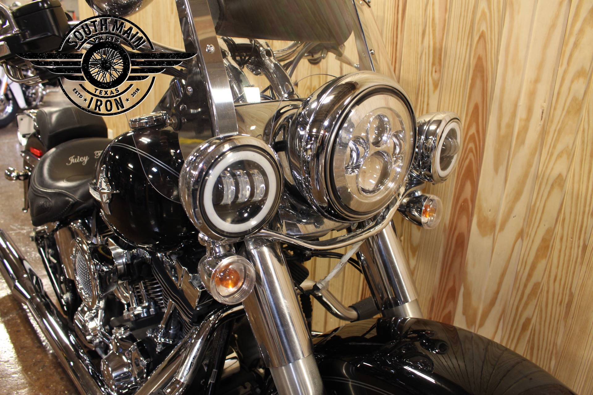 2012 Harley-Davidson Softail® Deluxe in Paris, Texas - Photo 10