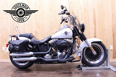 2016 Harley-Davidson Fat Boy® Lo in Paris, Texas - Photo 1