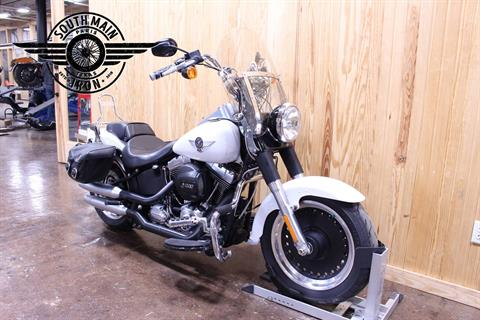 2016 Harley-Davidson Fat Boy® Lo in Paris, Texas - Photo 4