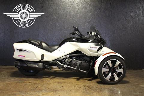 2016 Can-Am Spyder F3-T SE6 in Paris, Texas