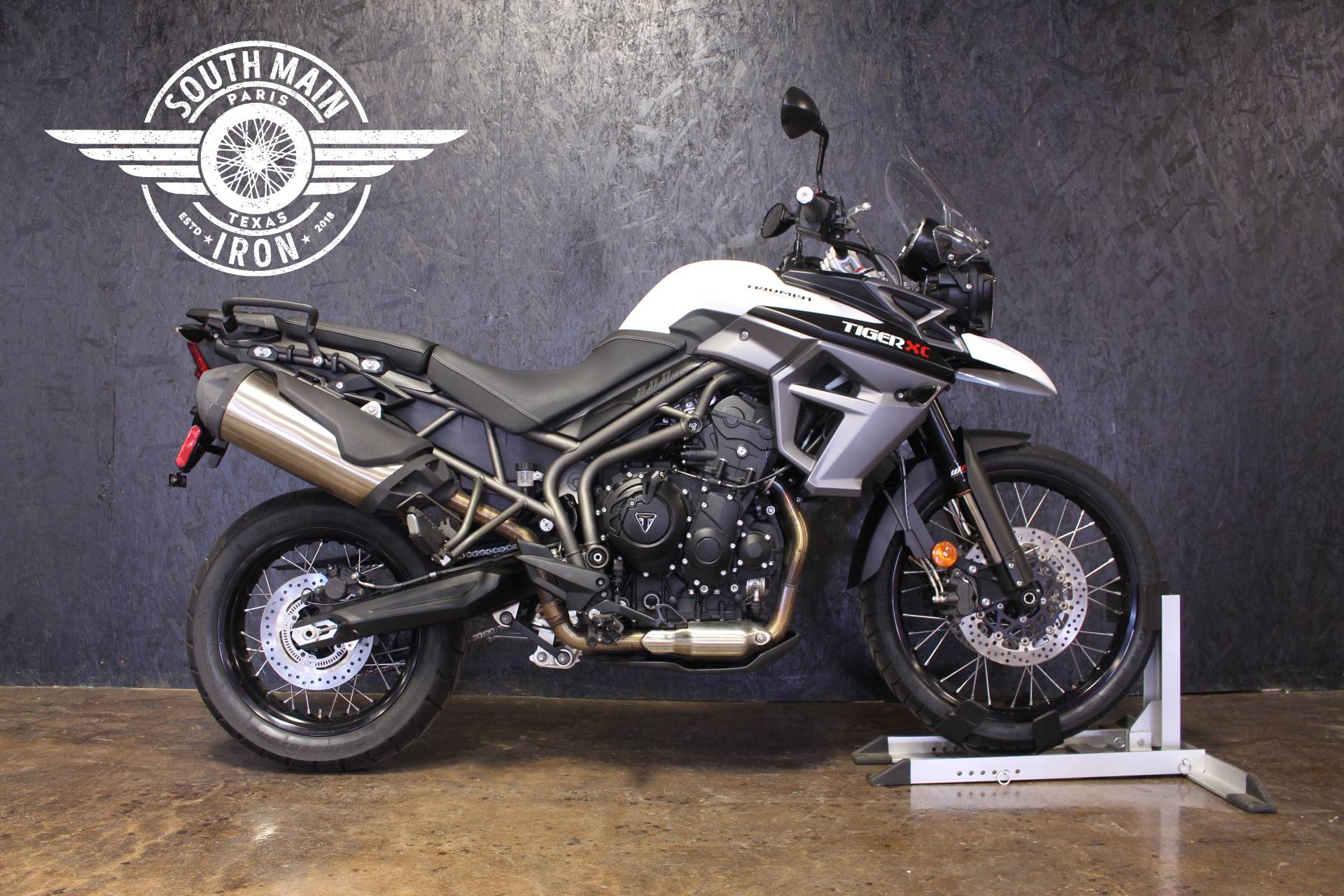 2016 Triumph Tiger 800 XC in Paris, Texas - Photo 1