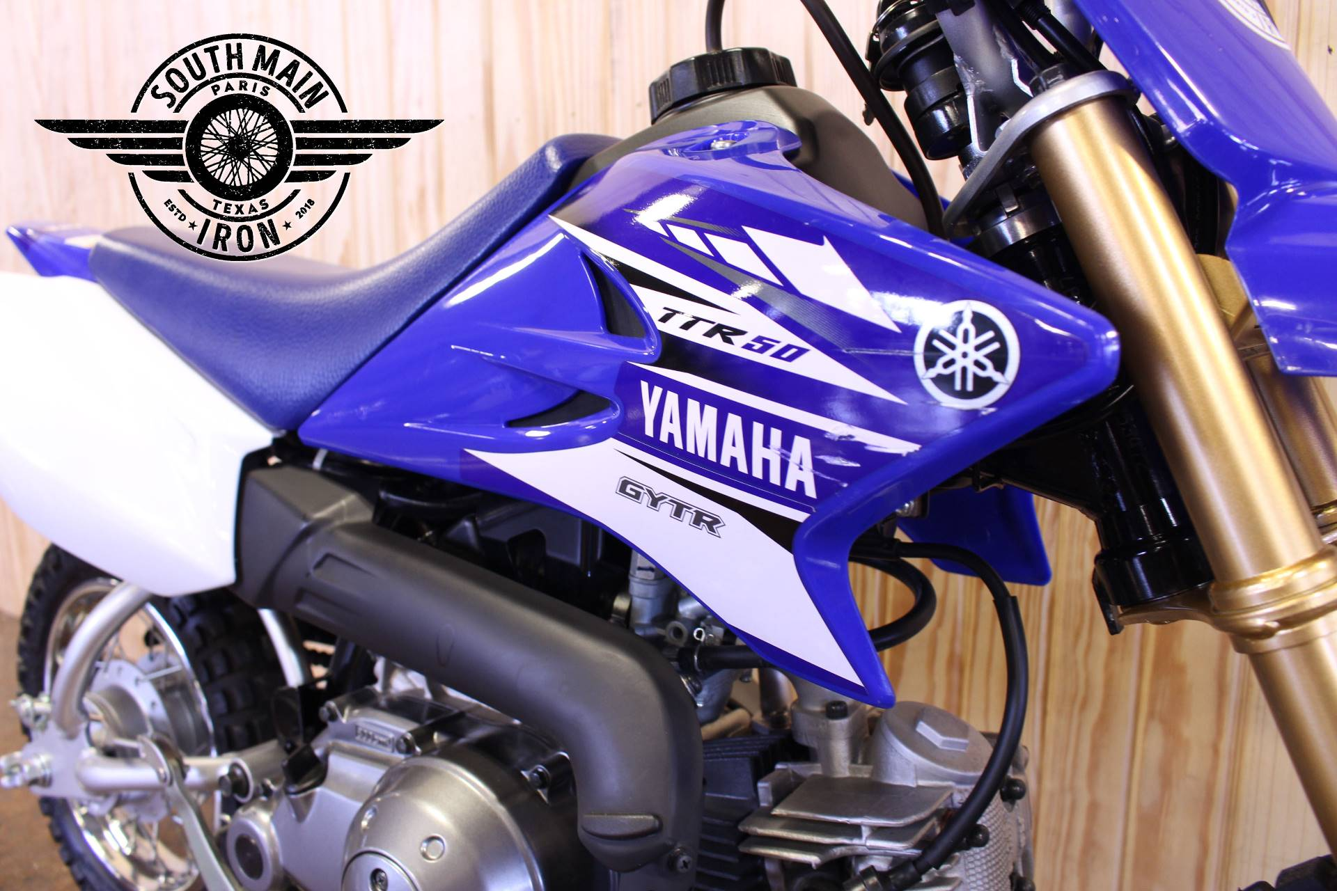 2017 Yamaha TT-R50E in Paris, Texas - Photo 3