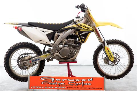 2013 Suzuki RMZ-450 in Lexington, North Carolina