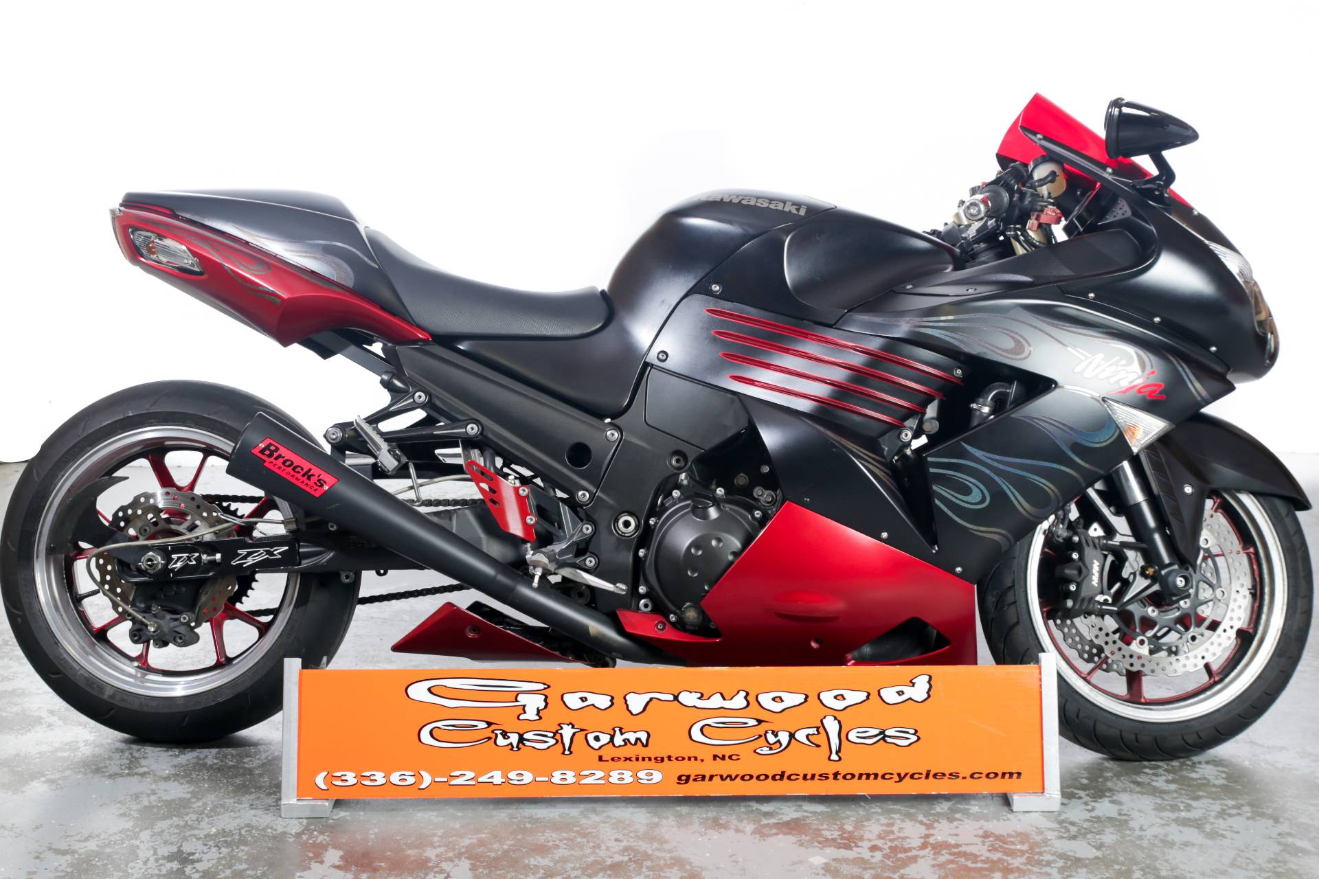2008 Kawasaki ZX-14 in Lexington, North Carolina - Photo 1
