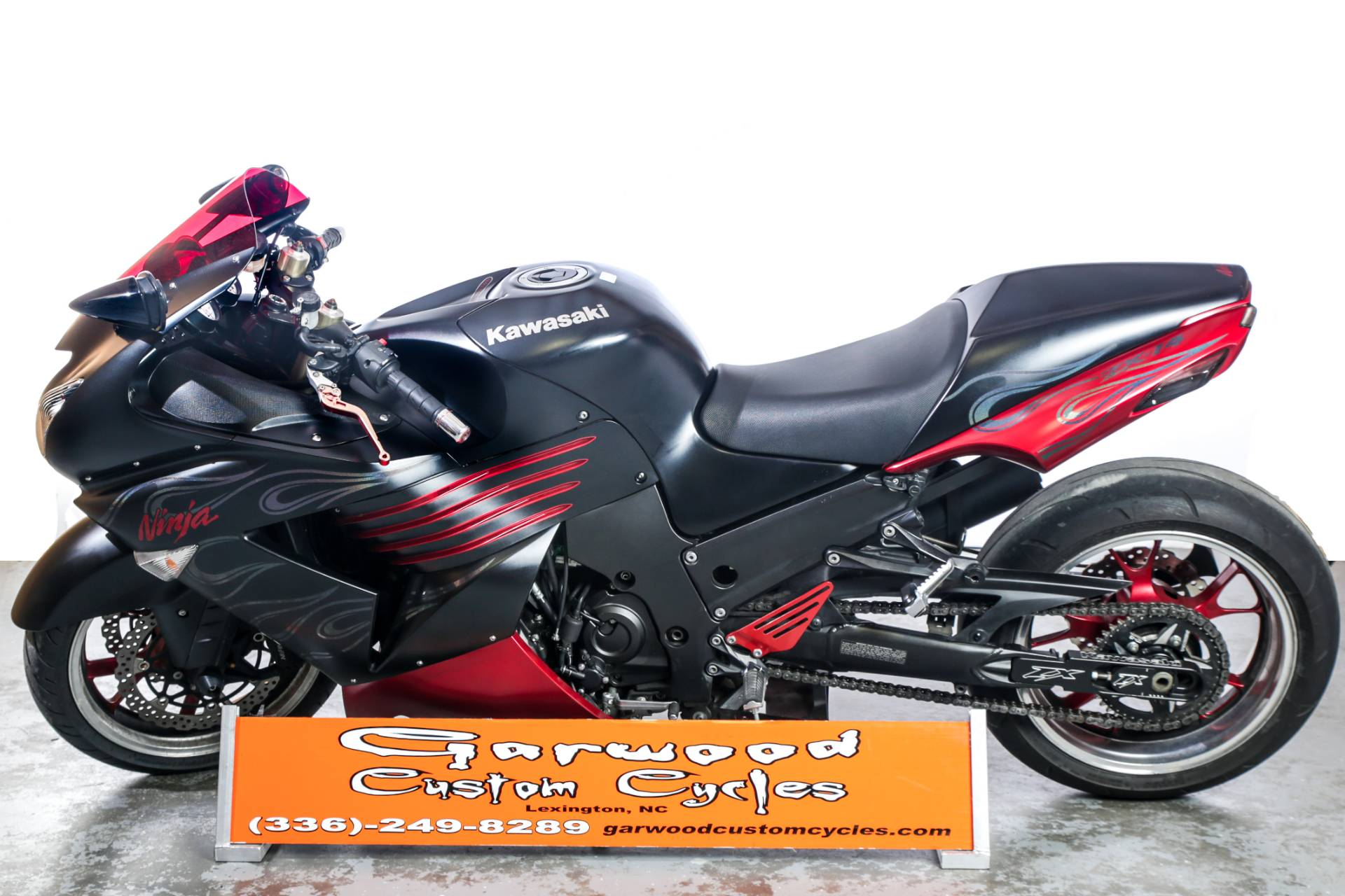 2008 Kawasaki ZX-14 in Lexington, North Carolina - Photo 5