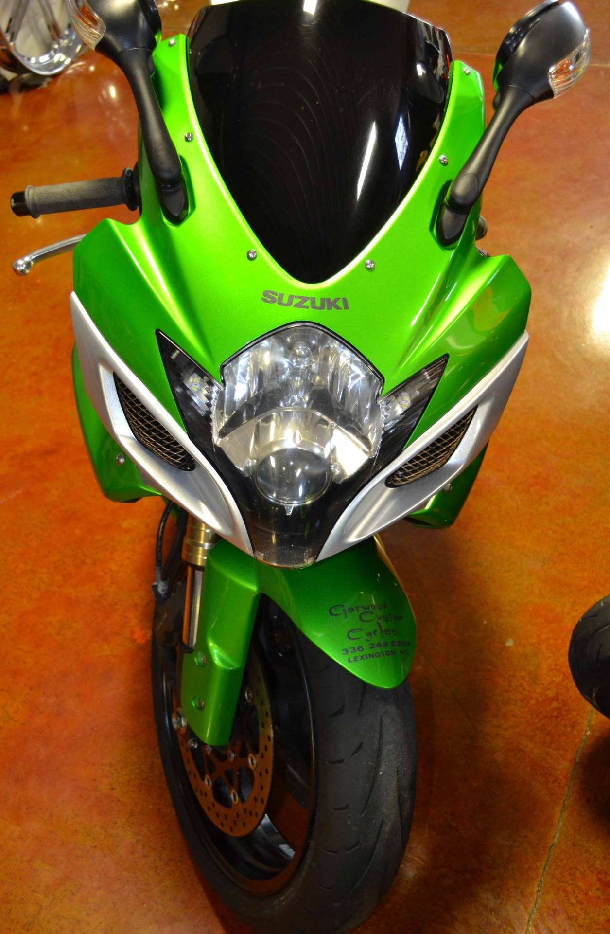 2007 Suzuki GSX-R600 in Lexington, North Carolina
