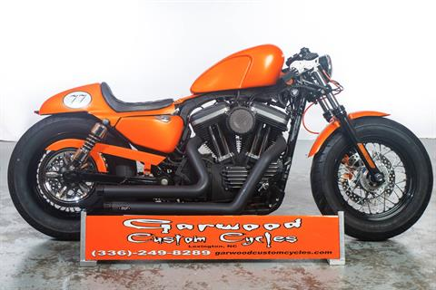2013 Harley Davidson 1200 SPORTSTER in Lexington, North Carolina