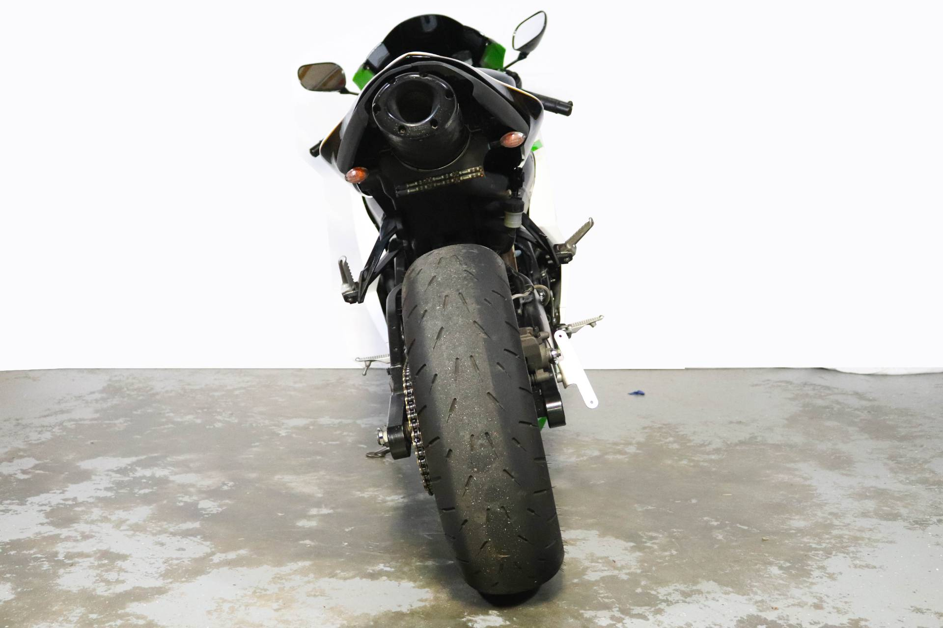 2007 Kawasaki ZX 6R in Lexington, North Carolina - Photo 3
