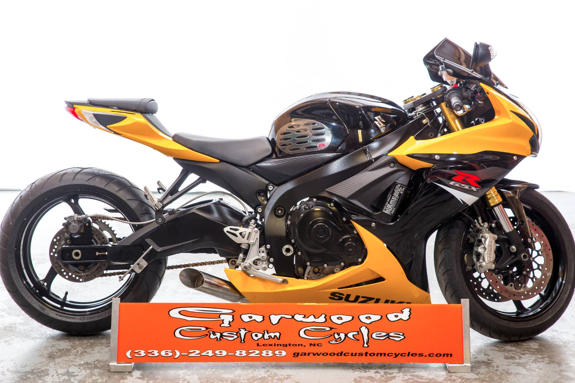 Used 2013 Suzuki GSXR750 Motorcycles in Lexington, NC | Stock Number ...