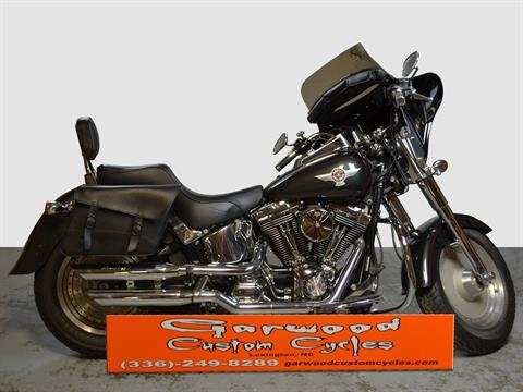 2005 Harley Davidson FLSTF-FAT BOY in Lexington, North Carolina - Photo 1
