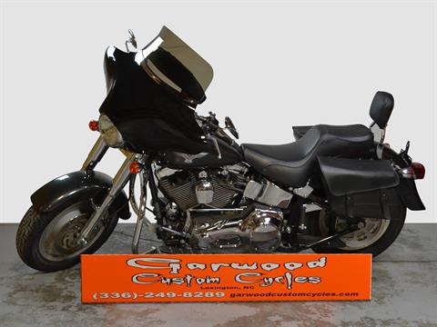 2005 Harley Davidson FLSTF-FAT BOY in Lexington, North Carolina