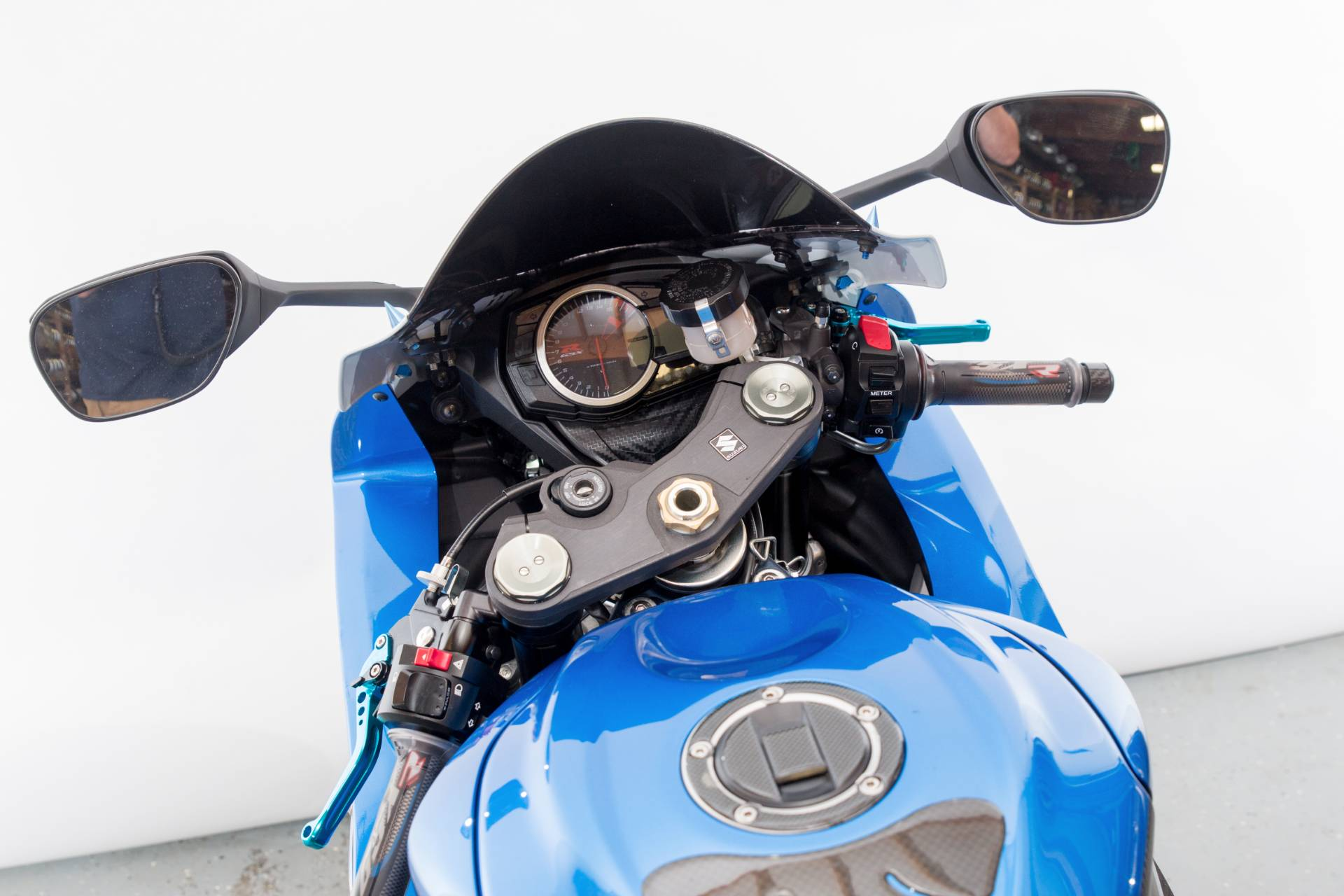 2011 Suzuki GSXR-600 in Lexington, North Carolina