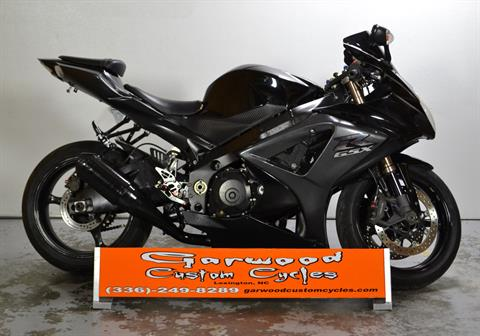 2008 Suzuki GSX-R1000 in Lexington, North Carolina
