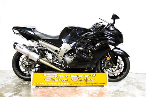 2012 Kawasaki ZX-14 in Lexington, North Carolina - Photo 1