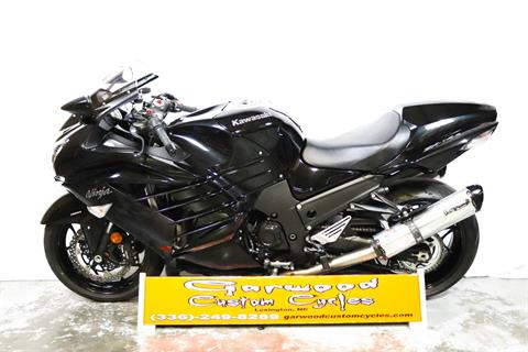2012 Kawasaki ZX-14 in Lexington, North Carolina - Photo 5
