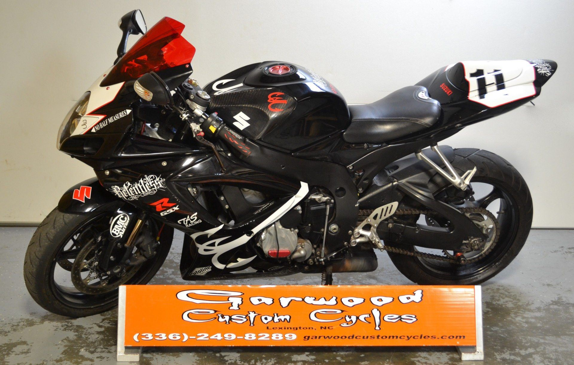 2007 Suzuki GSX-R750 in Lexington, North Carolina