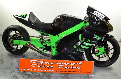 2005 Kawasaki 636 in Lexington, North Carolina