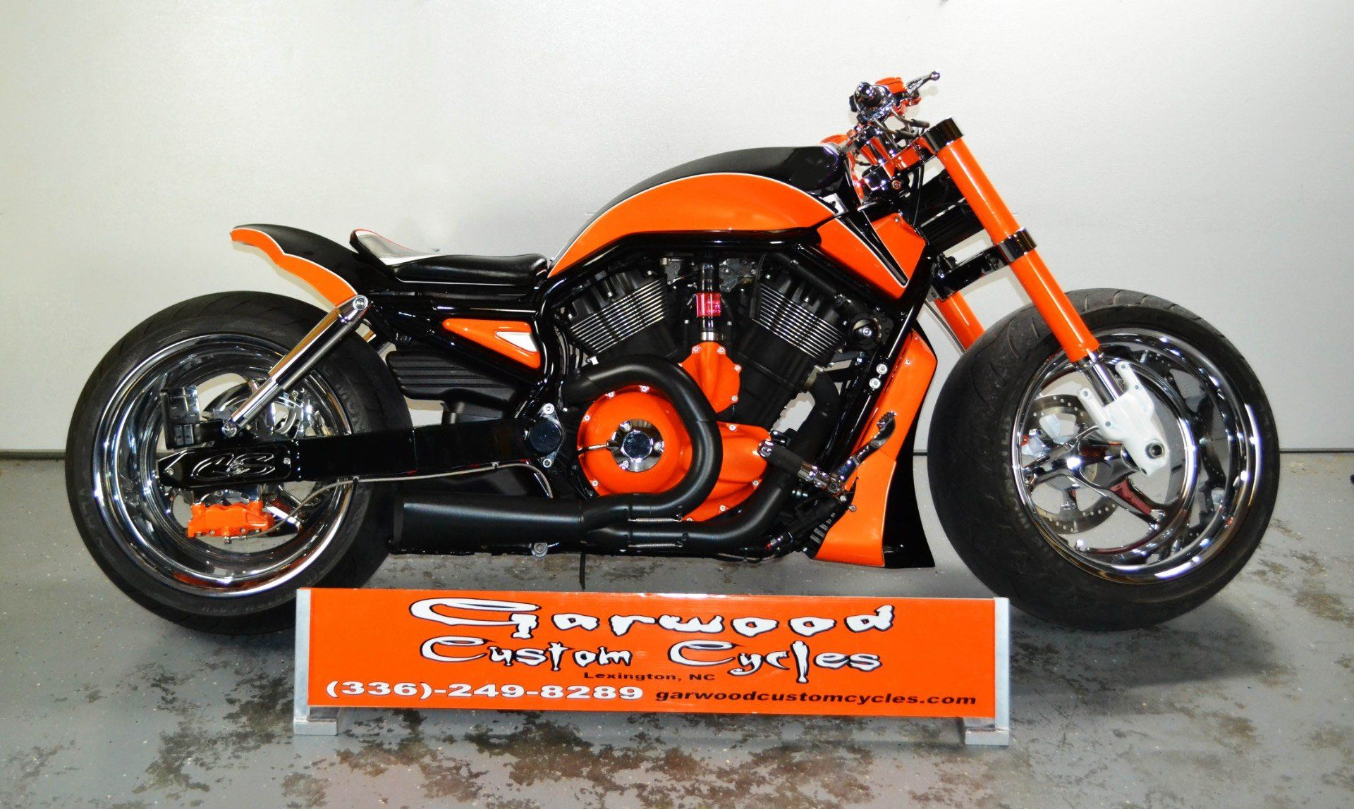 2012 Harley Davidson V-ROD in Lexington, North Carolina - Photo 1