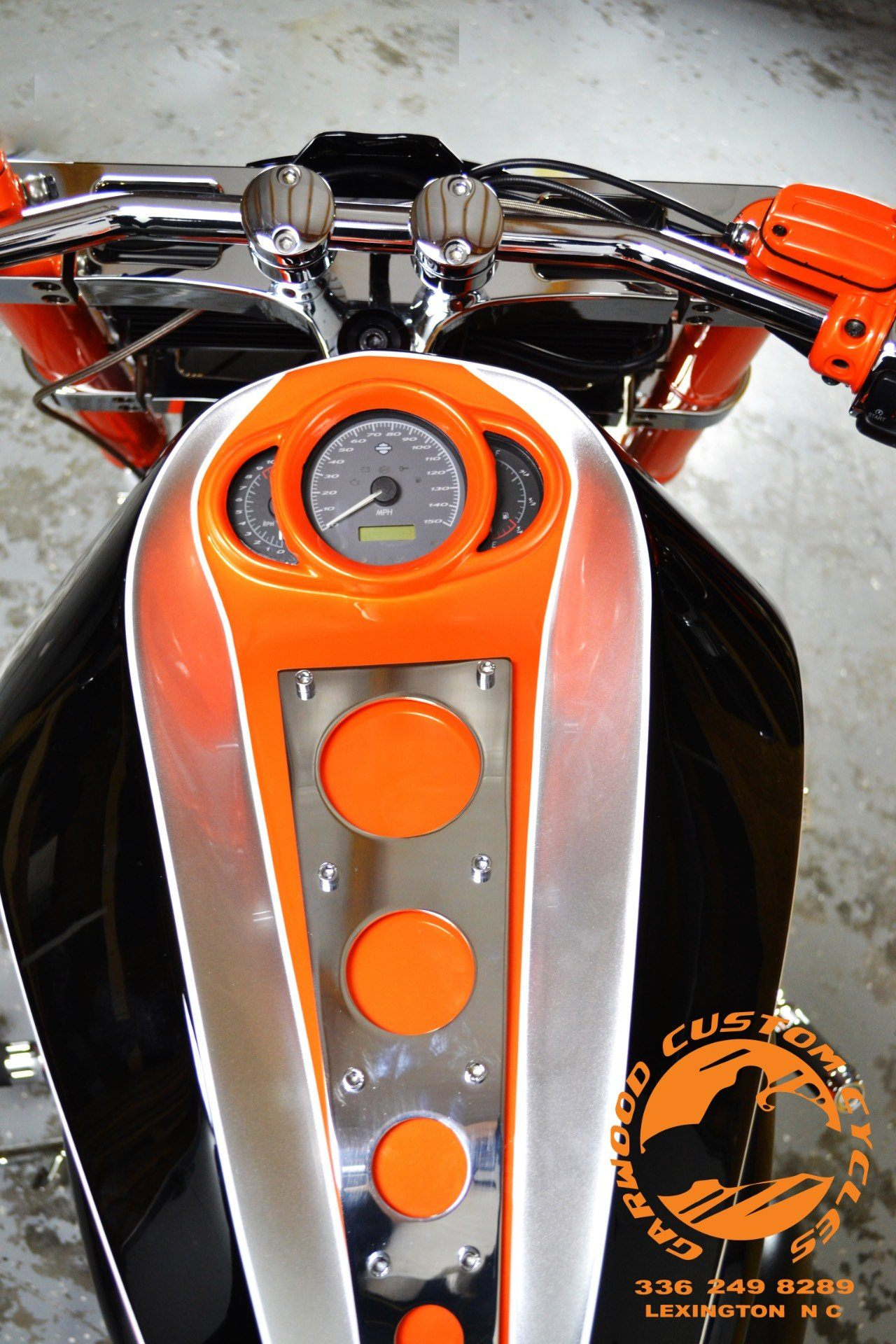 2012 Harley Davidson V-ROD in Lexington, North Carolina - Photo 5
