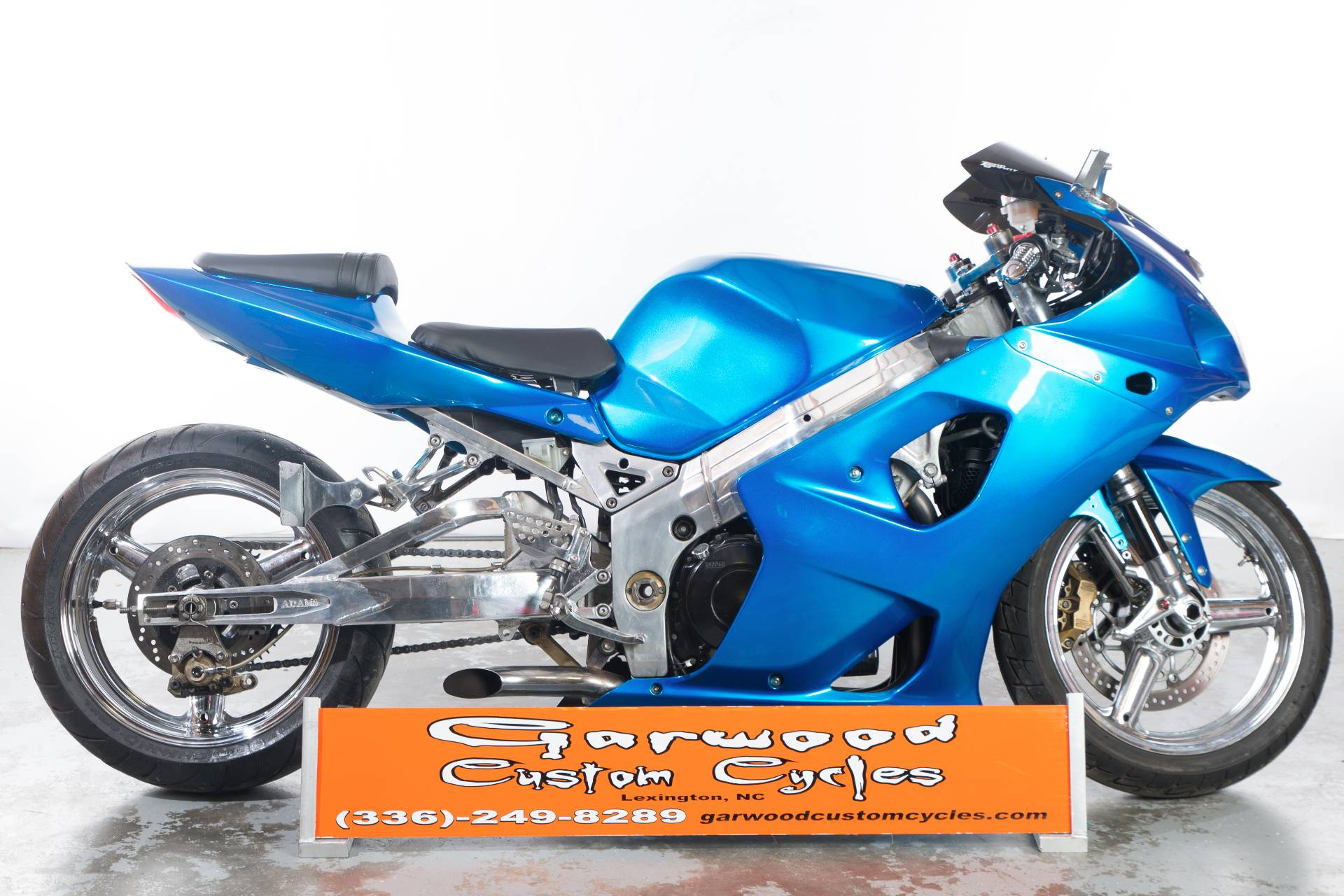 2003 Suzuki GSXR1000 in Lexington, North Carolina - Photo 1