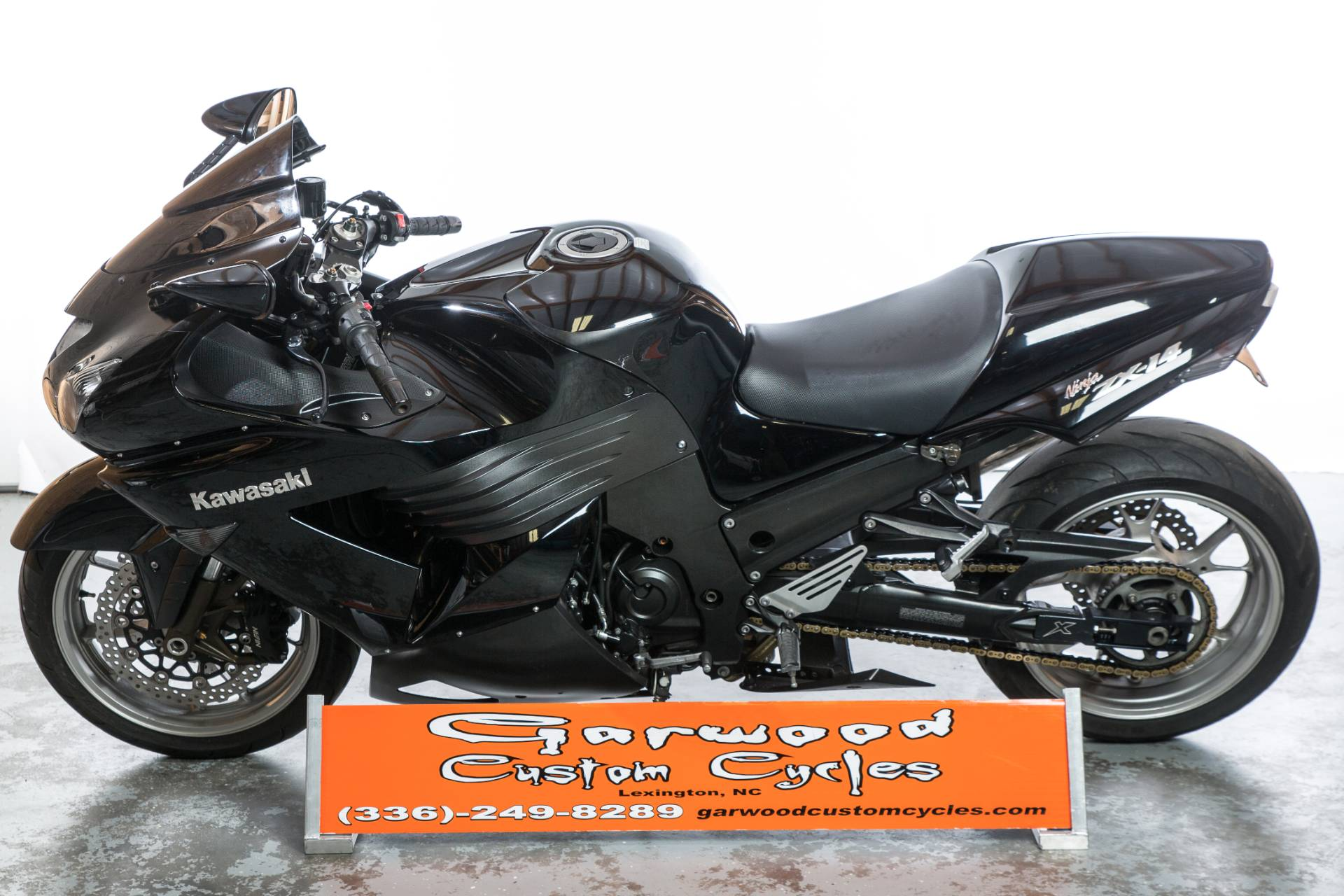 2006 Kawasaki ZX14 in Lexington, North Carolina