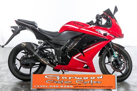 2008 Kawasaki NINJA 250 in Lexington, North Carolina