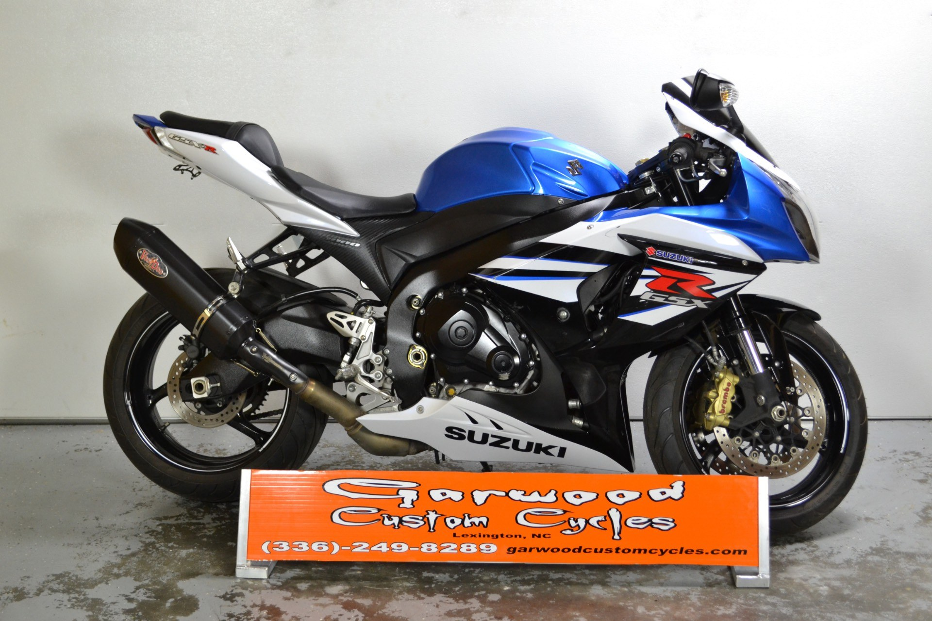 2014 Suzuki GSX-R1000 in Lexington, North Carolina