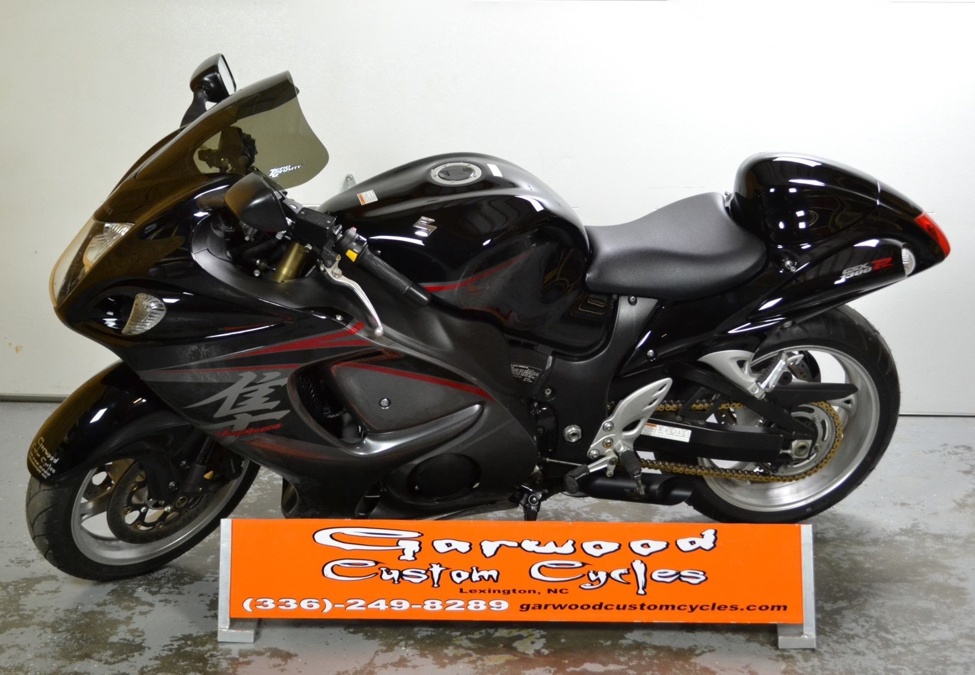2011 Suzuki GSX-1300R in Lexington, North Carolina