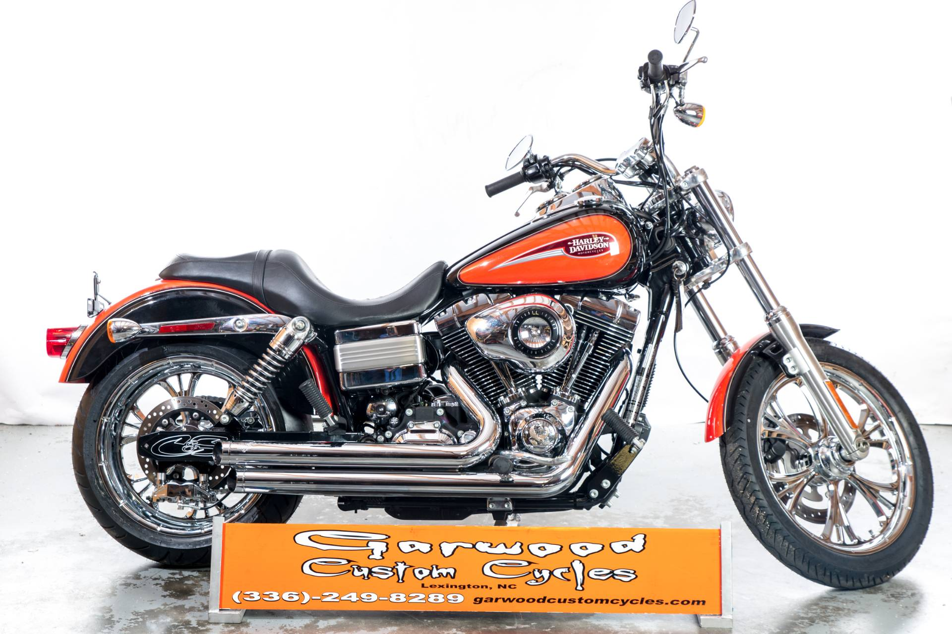 2008 Harley Davidson DYNA LOW RIDER FXDL in Lexington, North Carolina - Photo 1