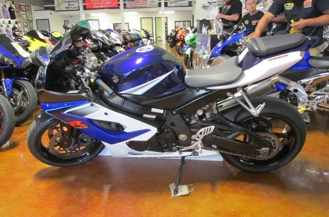 2006 Suzuki GSXR-1000 in Lexington, North Carolina