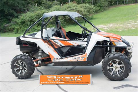 2013 Arctic Cat WILDCAT 1000 in Lexington, North Carolina
