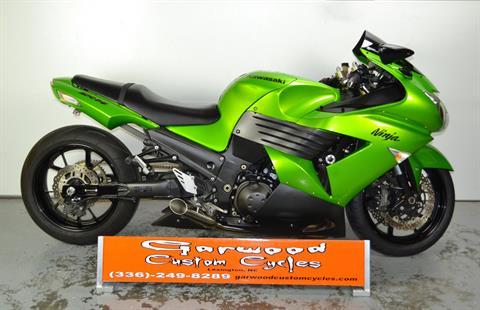 2009 Kawasaki ZX-14 in Lexington, North Carolina