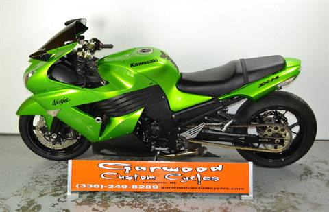 2009 Kawasaki ZX-14 in Lexington, North Carolina